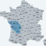 carte commerciaux france ouest enseignes