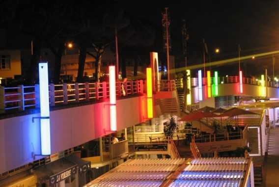 éclairage port de royan communication évènementiel