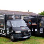 covering camion traiteur vaux-sur-mer