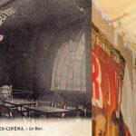 Le bar dans les années 30 détail d'un chapiteau eden saint jean d'angely